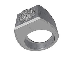 3D print model An 08