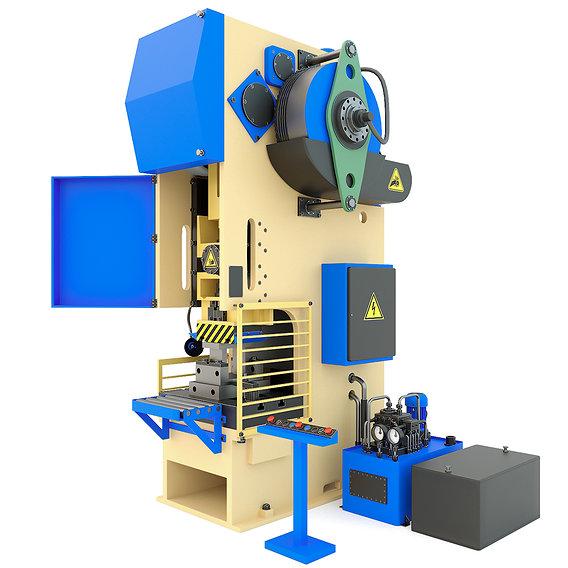 KV2132 Industrial mechanical press-stamping machine tool