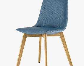 Lui Chair Team 7 - 2 3D model