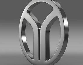 3D Yugo Logo