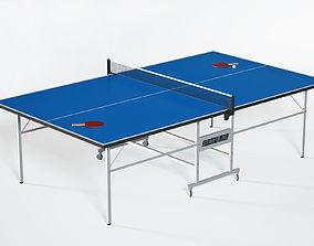 ping 3D Ping Pong Table