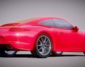 realtime germany Porsche 991 3D Model