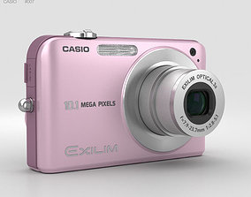 3D Casio Exilim EX- Z1050 Pink