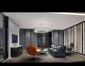 3D model Hotel Suite