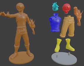 Shoto Todoroki 3D printable model