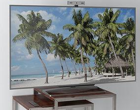 3D model TV 40 am156
