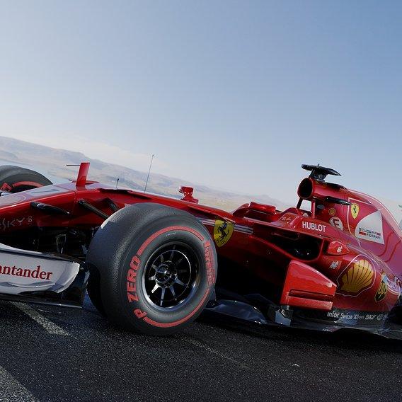 Scuderia Ferrari SF70