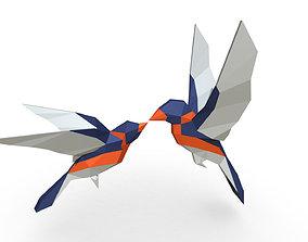 3D model Birds figure