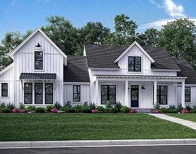 osobnyak house 3D