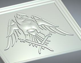 3D animal relief 6