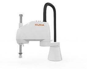 Robotic Arm Kuka Scara 3D model