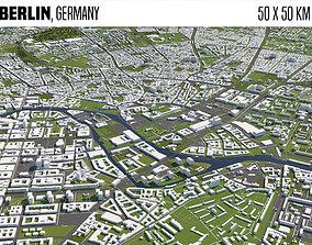 Berlin Germany 3D