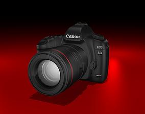 3D Canon EOS 5D Mark II