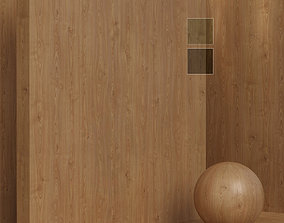 Material cherry wood seamless - set 104 3D model
