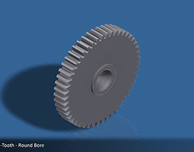 48-Tooth Spur Gear 03 3D print model