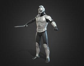 gladiator armor 3D print zbrush