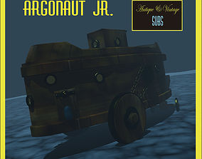 3D model Argonaut Jr