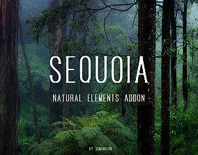 Sequoia Lite 3D PBR