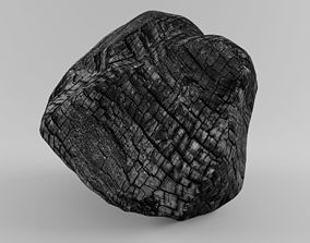 Fire Tree Coal 3D Model 2019 - New Cool Model Coal