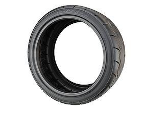 3D Yokohama Neova Performance Car Tyre