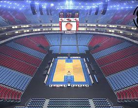 3D model Basketball Arena V2