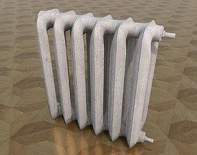 Home heating radiator 3D model