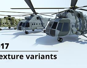 3D Mi-17