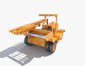 Arrow Master Hydraulic Hammer 3D model