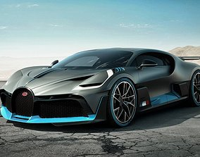 3D print model Bugatti-Divo-Lithophane-Case
