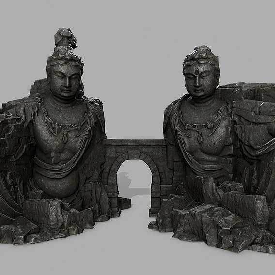 budha gate