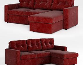 Denmark sofa corner 3D