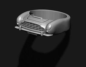 car ring 3 3D print model british