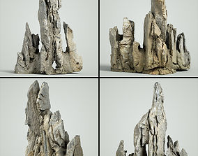 3D asset Rocky Mountain Collection