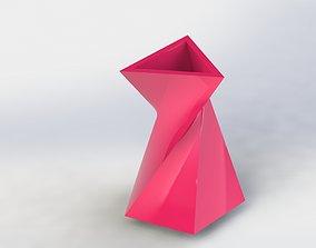 3D print model Decorative Flower Pot 9
