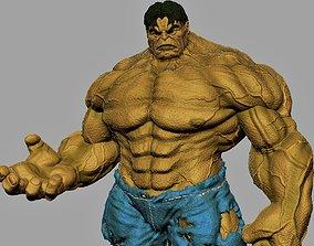 3D print model Hulk and Red hulk