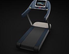 Treadmill 3D shoulders