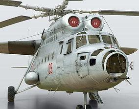 Mil Mi-6A 3D