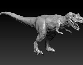 3D printable model trex t-rex