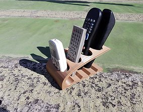 3D printable model Remote Organizer Caddy