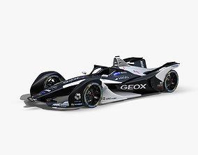 3D model Dragon Formula E 2020