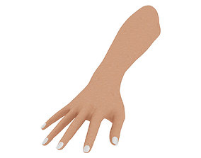 male 3D Hand