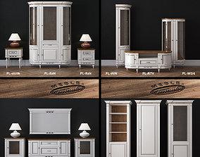3D Meble TarankoFlorencja Set 20 models of furniture