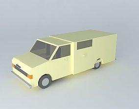 """G-Motors """"CamperVan"""" 3D"""