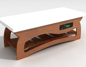 Massage tables 3D model
