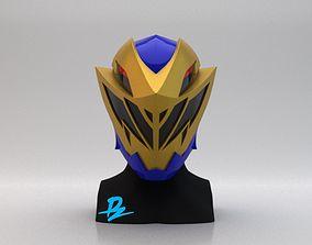 3D printable model Mask kishiryu sentai Ryusoulger