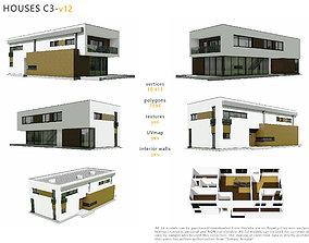 House C3V12 3D model