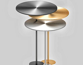 Vibes side table by Toni Grilo 3D