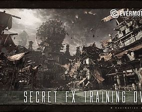 The Secret FX Training DVD 3D model