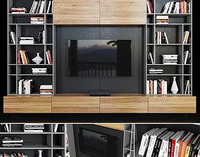 TV stend 4 3D model