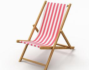 3D Beach Chair 2